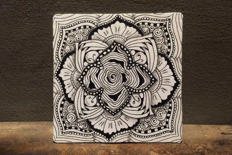 zentangle, zenuari2017, tangle, ink, cyme, tipple, diva dance, henn drum, betweed, printemps